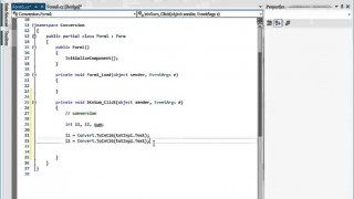 C# প্রোগ্রামিং টিউটো পর্ব-০৭ (Conversion)