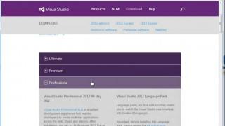 C# প্রোগ্রামিং টিউটো পর্ব-০২ (Installing Visual Stuidio 2012)