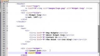 PSD To HTML টিউটো পর্ব-০৫ (এইচটিএমএল মার্কআপ তৈরি)
