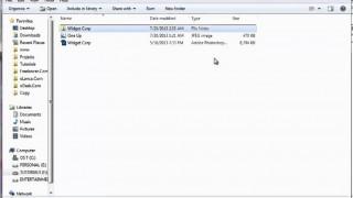 PSD To HTML টিউটো পর্ব-০৩ (প্রোজেক্ট ডিরেক্টরি)