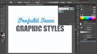 ইলাস্ট্রেটর টিউটোরিয়াল পর্ব-৩৭ (Graphic Style)