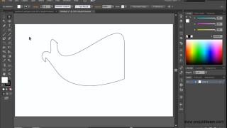 ইলাস্ট্রেটর টিউটোরিয়াল পর্ব-৩০ (Pen Tool 2)