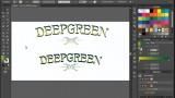 লোগো ডিজাইন পর্ব-১২ (Warp with 3D)
