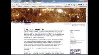 রেস্পনসিভ ওয়েব ডিজাইন টিউটো পর্ব-০২ (Different Stylesheets)