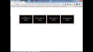 রেস্পনসিভ ওয়েব ডিজাইন টিউটো পর্ব-০৩ (Adding Responsive Meta Tag and HTML5 Shim)