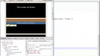 রেস্পনসিভ ওয়েব ডিজাইন টিউটো পর্ব-০৬ ( Responsive Design Basic   Part 2)