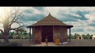 "Award winning animation film ""Happy World"""