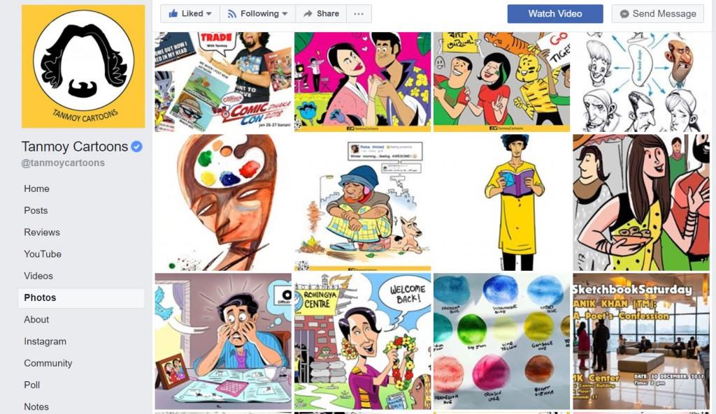 Tanmoy Cartoons