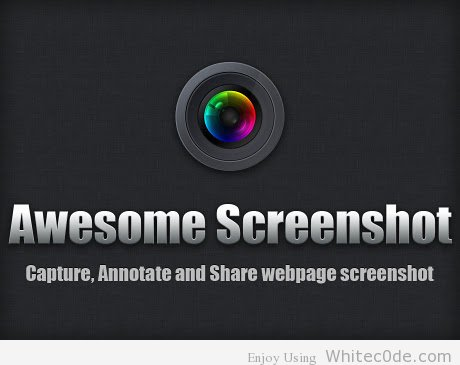 Chrome-Extension-For-Capturing-Screenshots-Awesome-Screenshot